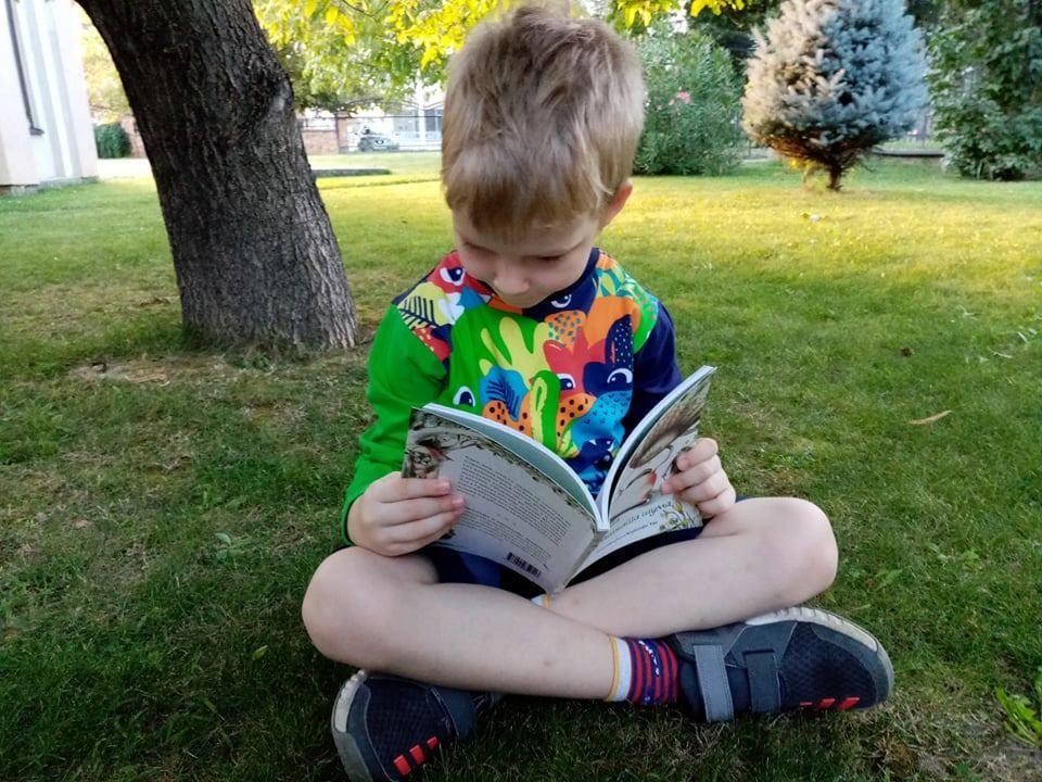 Кога би бил во Страшната шума… разговор меѓу Маја Лазаревска и Калин Доковски (5 год.)
